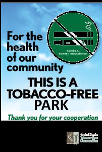 Guilderland Parks go tobacco-free!