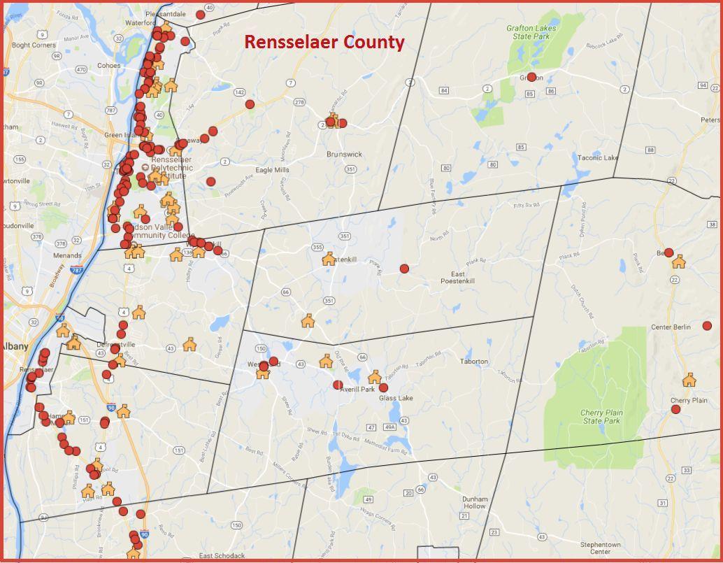Rensselaer_map