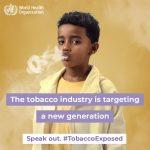 World No Tobacco Day #TobaccoExposed