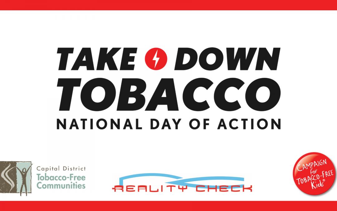 Take Down Tobacco Day 2021